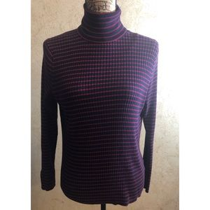 🌼 3 for $10 Talbots Ribbed Turtleneck